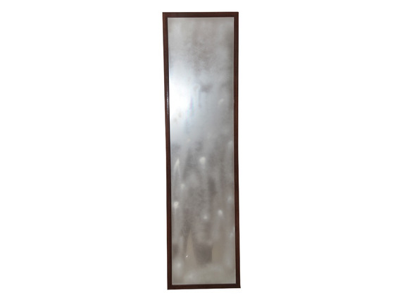 Espejo De Pared Aro Madera