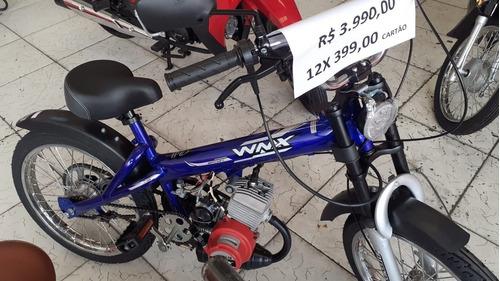 Mobilete Wmx 50cc 2 Tempos