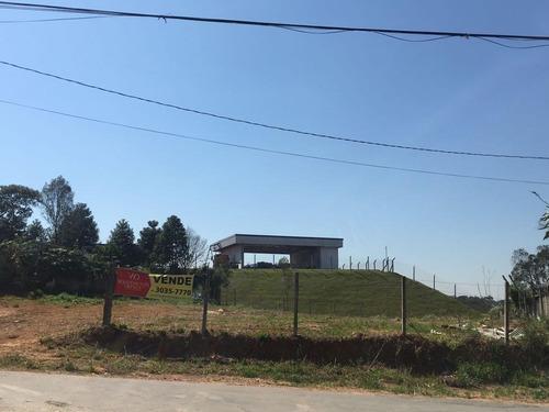 Imagem 1 de 5 de Área Industrial 2540 M² Por R$1.190.000,00 - Braga - São José Dos Pinhais/pr - Te0035