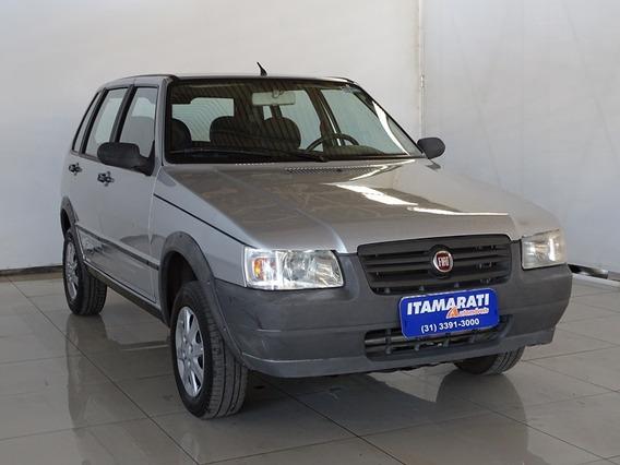 Fiat Uno 1.0 8v Mille Way Economy (2896)