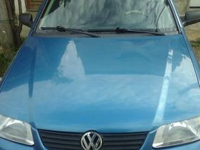 Volkswagen Gol 1.9 Diesel Aire--no Fue Taxi.