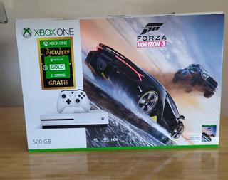 Xbox One S 500 Gb Nueva