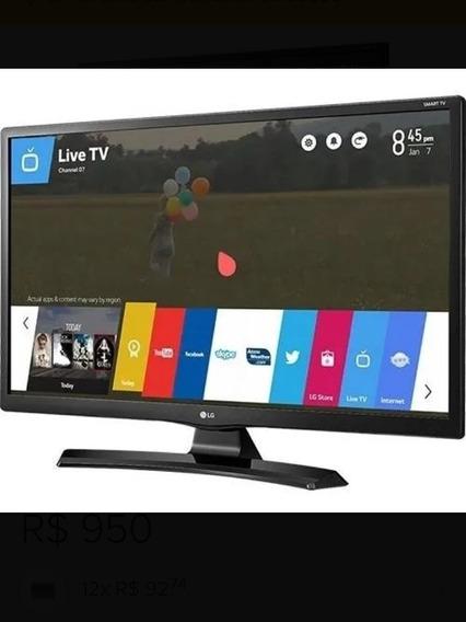 Smartv Monitor LG Webos 28mt49s