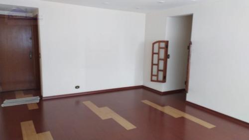 Imagem 1 de 22 de Apartamento Para Venda, 2 Dormitórios, Vila Clementino - São Paulo - 7353