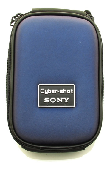 Lote Com 10 Capa Para Camera Cyber-shot Sony Azul A2002