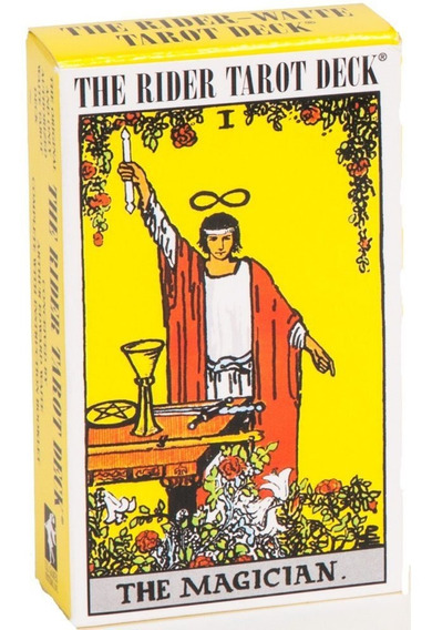 D Type Spanish Tarot Card Witch Version Game
