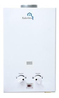 Calentador De Agua Instantaneo 3.5 Servicios Kalorifere S10l