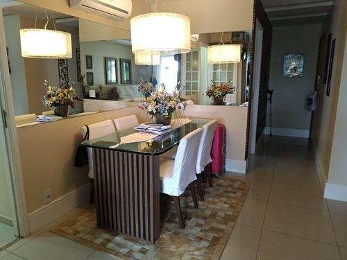London Green, 3 Quartos (2 Suites), Sol Da Manha, Total Lazer, Clube Na Praia, 2 Vagas - Ap02749 - 69305609