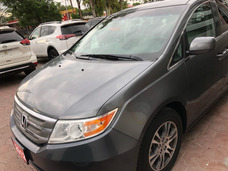 Honda Odyssey 3.5 Exl Minivan Cd Qc At