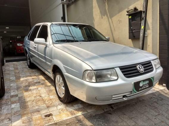 Volkswagen Santana 2.0 Ano 2001 Impecavel Impecavel