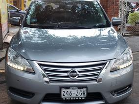 Nissan Sentra 1.8 Sense Mt 2014