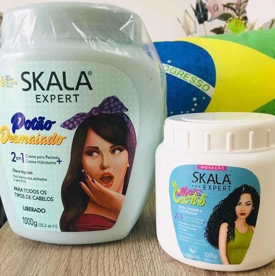 Pack Skala Crema 1 Kilo + 250 Gr (fraccion)