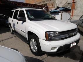 Chevrolet Trailblazer 3 Hilera Asientos