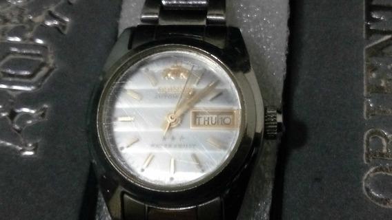 Relógio Automático Feminino Orient 559wc8x