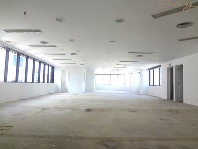 Sala Comercial Para Locação, Brooklin, São Paulo -sp - Eh1112