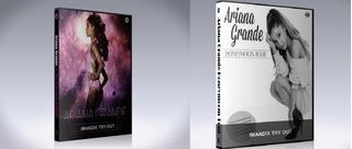 Dvd Ariana Grande - Video Clipes Tour Iheart Radio 4 Dvds