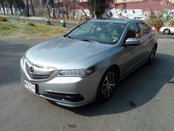 Acura Tlx 2015 Automatico Factura De Agencia Q/c Piel Rin17