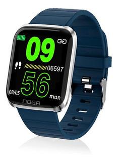 Reloj Inteligente Smartwatch Noga Sw03 Running Presion Gtia
