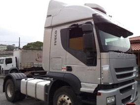 Caminhões Agregdos Iveco Stralis 360 4x2 Com Pequena Entrada