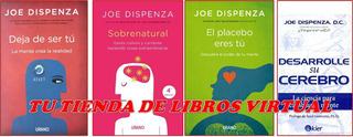 Deja De Ser Tu Joe Dispenza Pack De 4 Libros