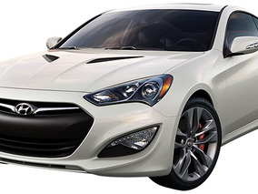 Hyundai Genesis Coupe 3.8 V6 Full Seguridad Impecable!