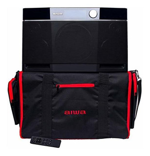 Parlante Aiwa Essentials Bundle Exos-9 Portable Bluetooth Cu