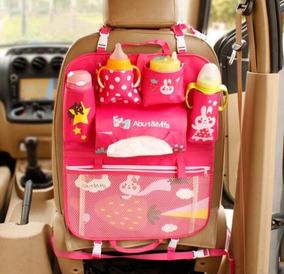 Organizador Para Carro Bebe Infantil Viagens E Passeios
