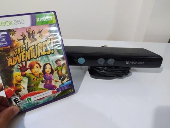 Sensor Kinect Original Para Xbox 360 + Kinect Adventures