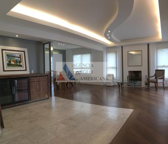 Apartamento Para Venda / Locação No Bairro Moema Em São Paulo - Cod: Aa2193 - Aa2193