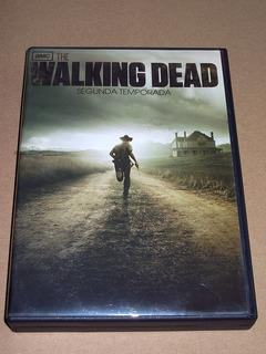The Walking Dead Segunda Temporada 2 Dvd Serie