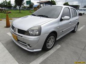 Renault Clio Dynamique Rs