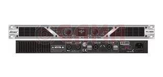 Amplificador Potencia Apogee P900 900 Watts 2x 450 4 Ohms 2x