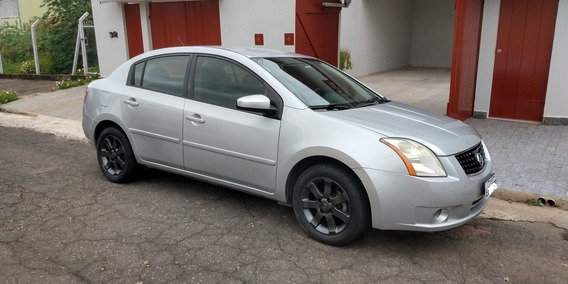 Nissan Sentra 2009 2.0 S Aut. 4p