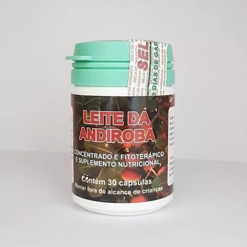 Leite Da Andiroba Original 1- Unidade ( T V )