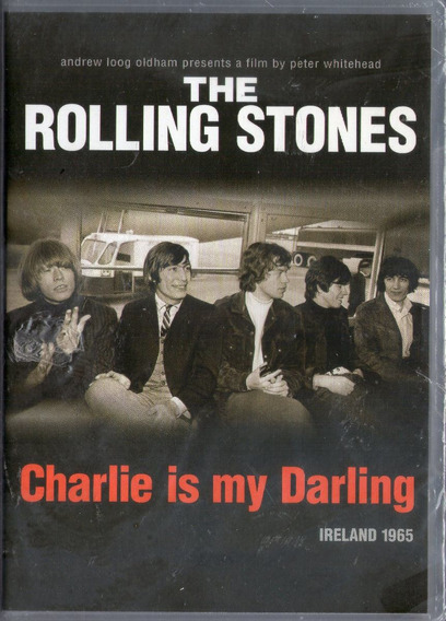 The Rolling Stones Charlie Is My Darling Dvd Los Chiquibum