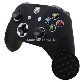 Capa Case Silicone Controle Xbox One S Capinha Protectora