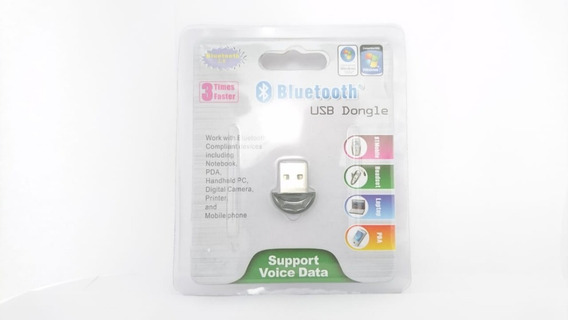 Micro Mini Adaptador Usb Bluetooth 2.0 Dongle Cod. In2036