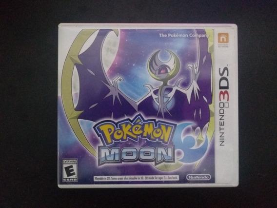 Pokémon Moon Para Nintendo 3ds/2ds Midia Fisica