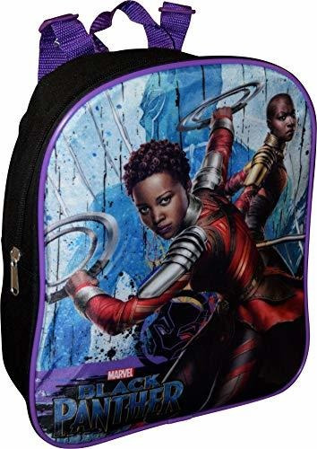 Mochila Escolar Nakia Pantera Negra 12
