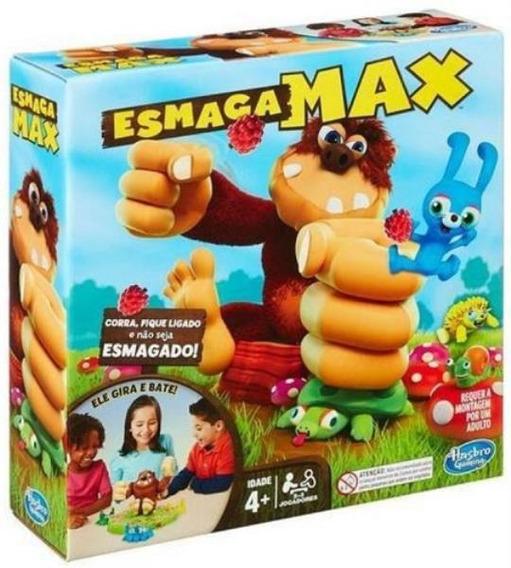 Brinquedo Jogo Esmaga Max