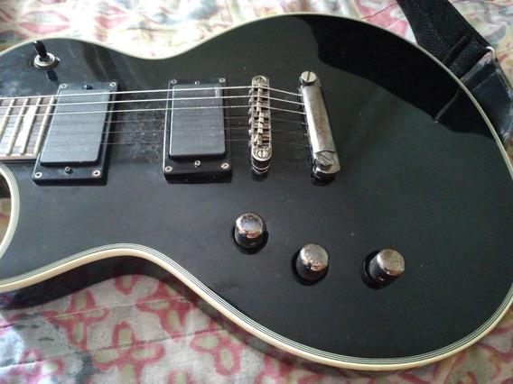 Guitarra Les Paul Esp Ltd Ec-401 Canhoto.