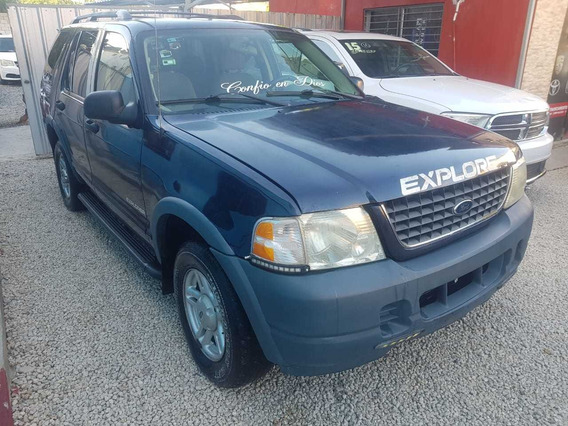 Ford Explorer Inicial 100mil Pesos