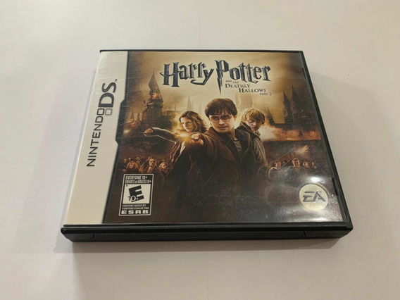 Harry Potter Nintendo Ds 2ds 3ds Jogo Original Game Top