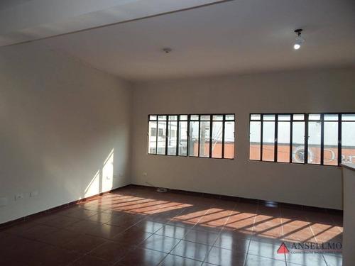 Imagem 1 de 10 de Sala Para Alugar, 40 M² Por R$ 800,00/mês - Jardim Do Mar - São Bernardo Do Campo/sp - Sa0011