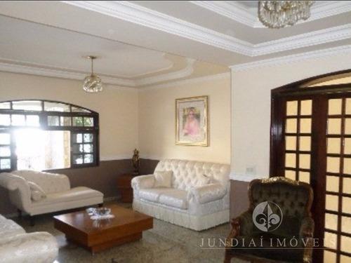 Vendo Casa No Jardim Merci Ii  Em Jundiaí - Ca00140 - 2792783