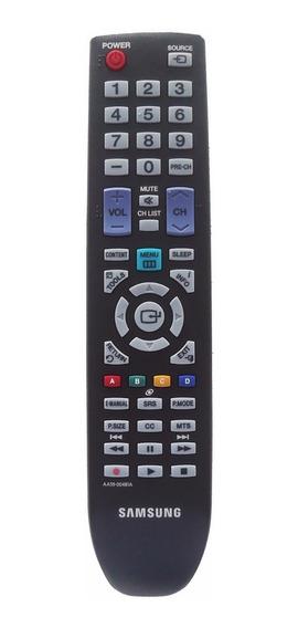 Controle Remoto Tv Lcd Led Samsung Aa59-00481a Original + Nf