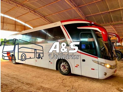 Imagem 1 de 5 de Marcopolo Viaggio 1050 G7 Ano 2011 Volvo B9r Ais Ref 626