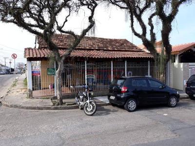 Casa Residencial À Venda, Vila São João, Caçapava. - Ca0322