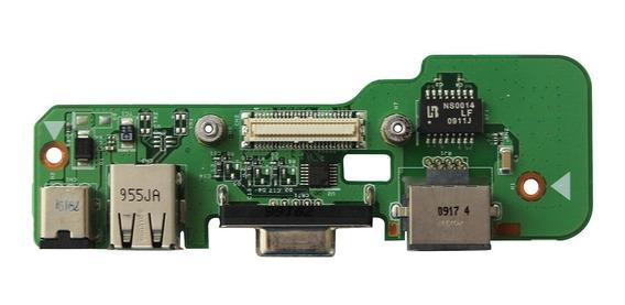 Placa Dc Power Usb Board Dell 1545 1546 48.4aq03.011