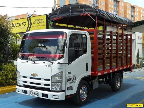 Camiones Chevrolet Nhr Estaca